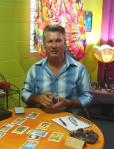 Alain Psychic Cairns Queensland Australia - Psychic Reading - Numbers - Palms - Tarot Card - Spiritual Messages - Workshops - Clairvoyant - Futurist.